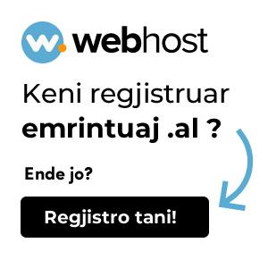 domain .al