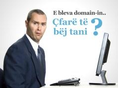 Cfare te bej me domain-in tim