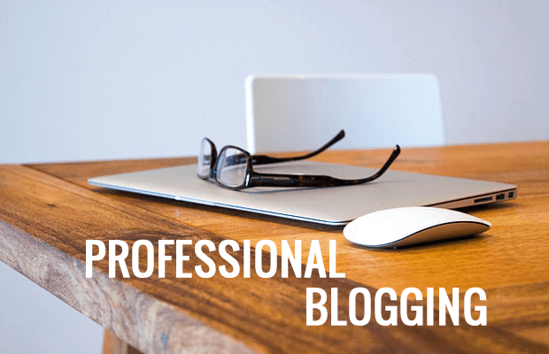 Image result for How to be a blogging professional?