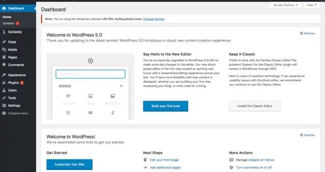 Automated WordPress Updates