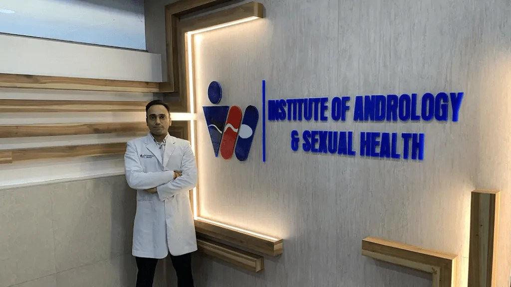 Certified Andrologist in Delhi for Couple Therapies