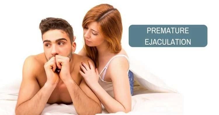 medicine for premature ejaculation