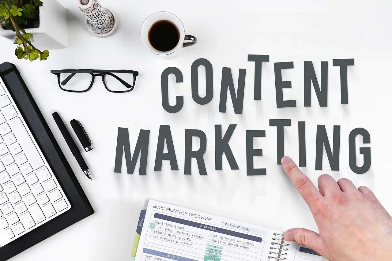 started with content marketing