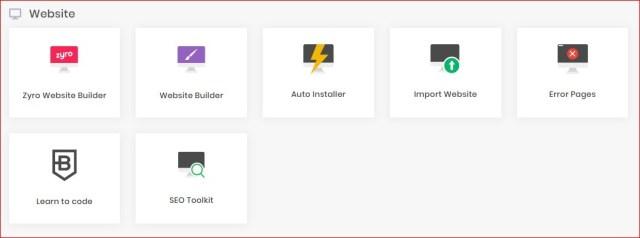 Install WordPress from Auto Installer