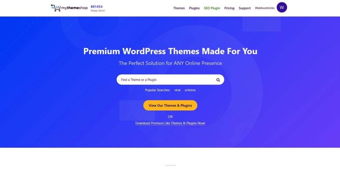 myThemeShop - Premium WordPress Themes