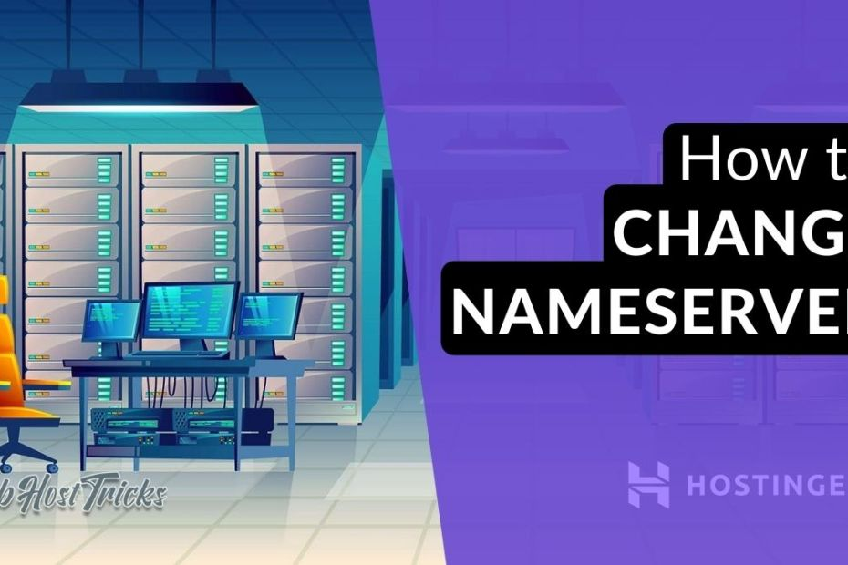 How to Change Nameserver