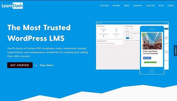 LearnDash - Create LMS website