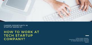 Event Startup