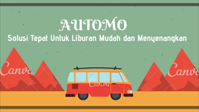 automo sewa mobil online