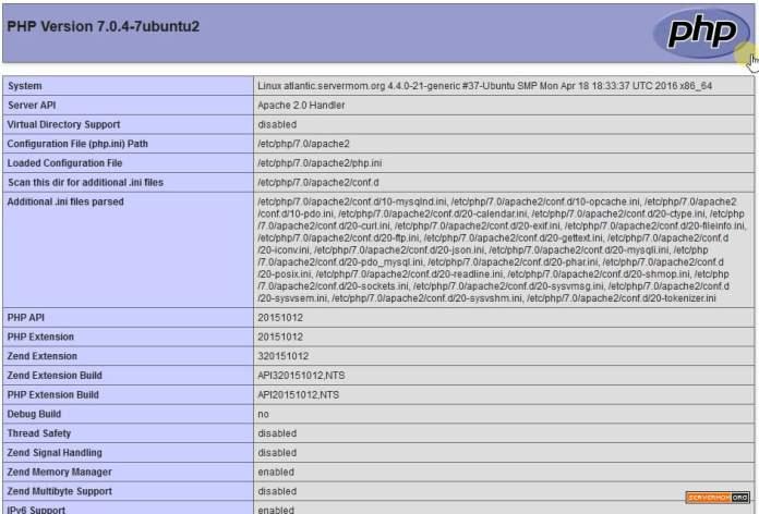 Fix PHP Not Rendered on Ubuntu LAMP Server