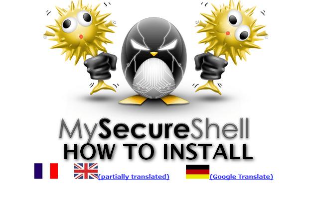 Install MySecureShell on Ubuntu, CentOS, Debian and Fedora VPS