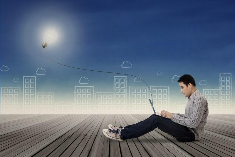 Upload website files to web hosting service