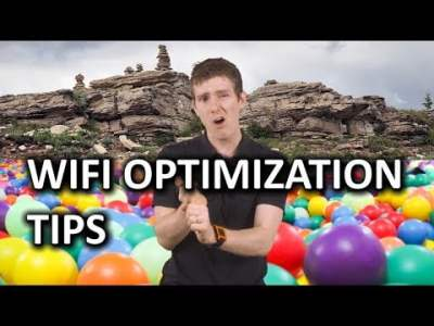 Optimizing your Wi-Fi Network as Fast As Possible