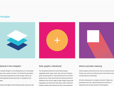 14 Best Material Design UI Kits & Frameworks For Designers