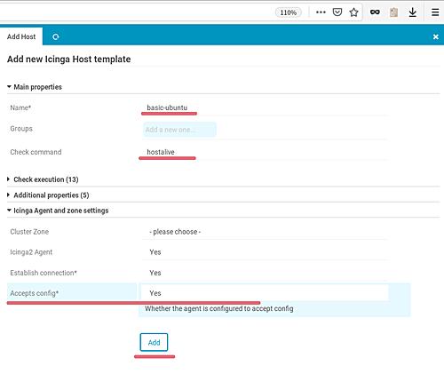 Easy methods to Add Hosts to Icinga2 utilizing the Icinga Director