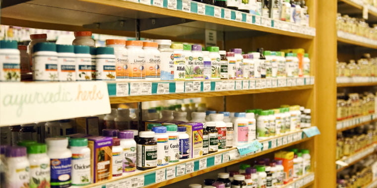 Amazon warns customers: Those supplements might be fake