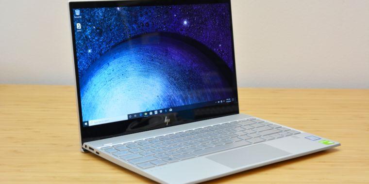 HP Envy 13 mini-review: Spectre fans, meet your budget option