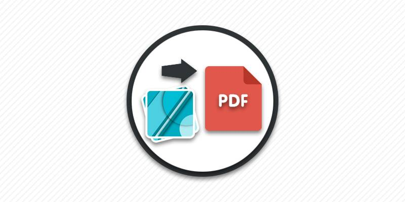 How to convert jpg to pdf.