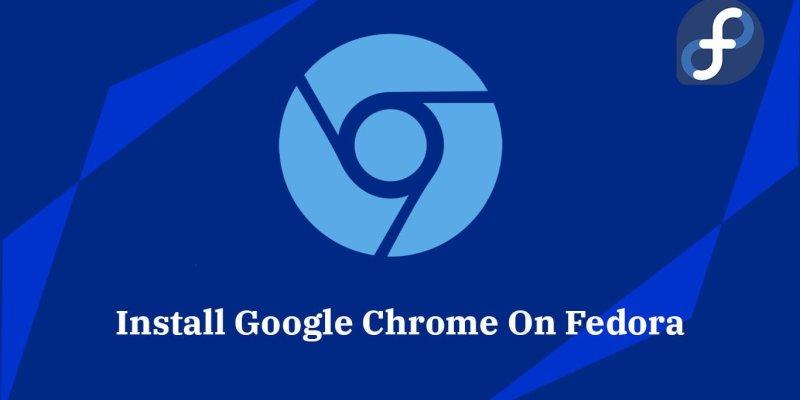 Install Google chrome in fedora