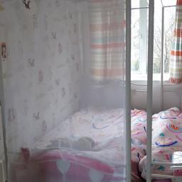 https www shpock com en gb i vj6d16 kxajyi0w0 ikea four poster metal bed