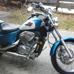 Verkaufe Honda Shadow Vt 600 Cr In 6236 Alpbach For 2 100 00 For Sale Shpock
