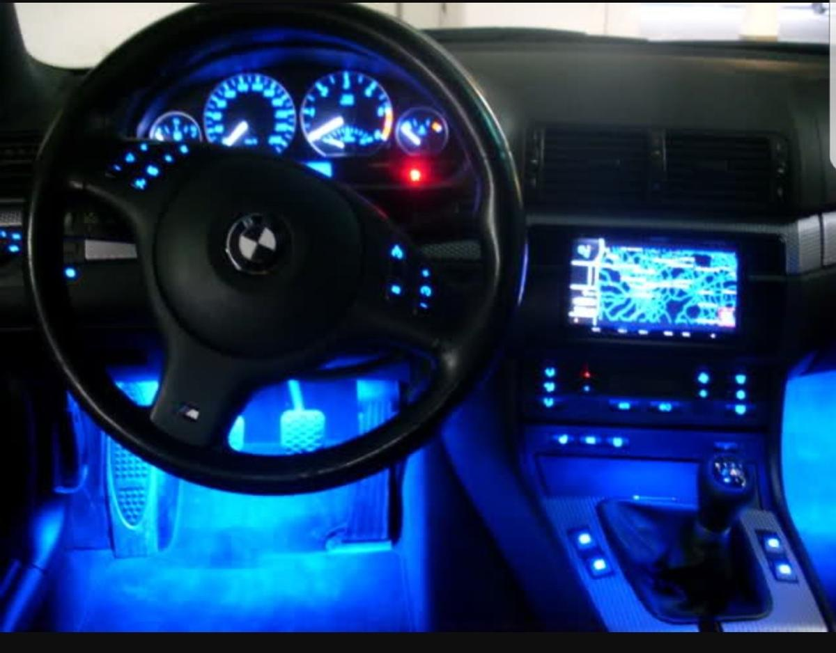 Led Innenraum Beleuchtung Furs Auto Neu In 06112 Halle Saale For 25 00 For Sale Shpock