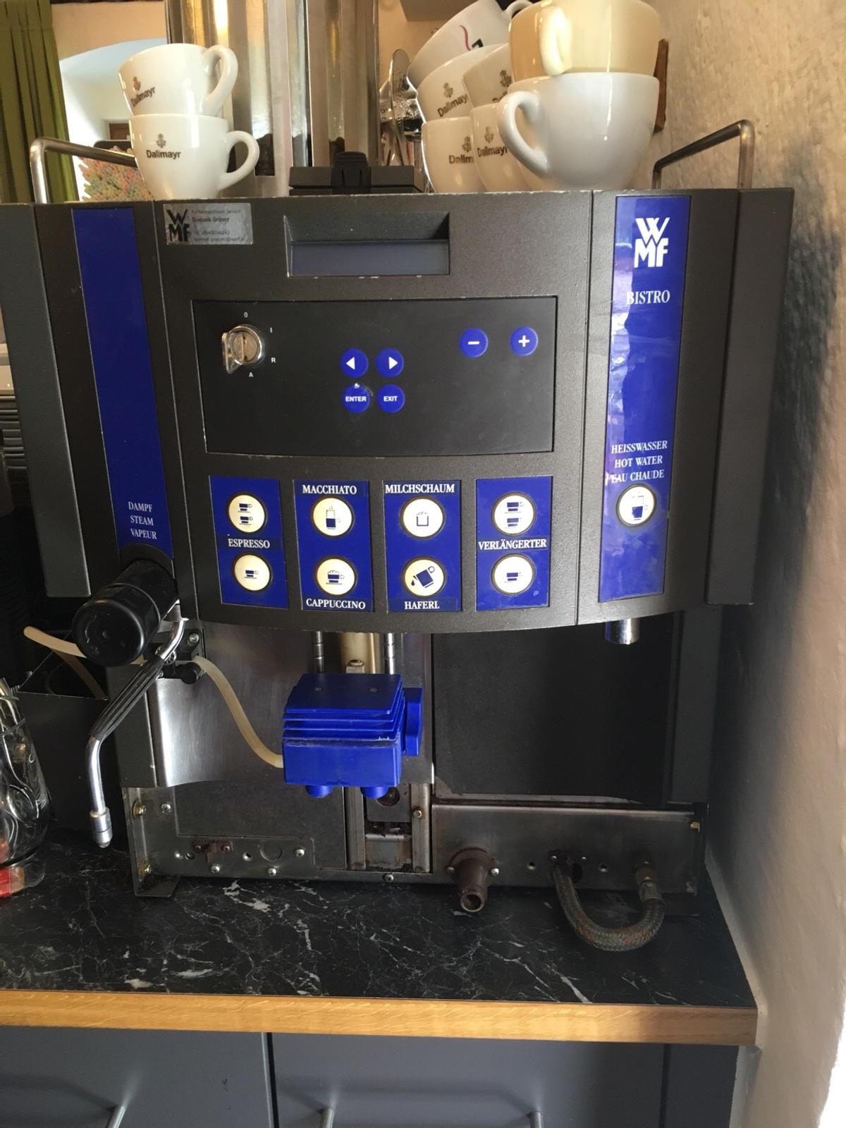 Wmf Bistro Gastronomie Kaffeemaschine In 6425 Haiming For 400 00