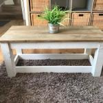 Rustic Farmhouse Style Coffee Table In Sunderland For 40 00 For Sale Shpock