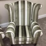 2 Chesterfield Queen Anne High Back Chair In Bd8 Bradford For 800 00 For Sale Shpock