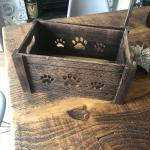 Rustic Dog Toy Box In Houghton Conquest For 10 00 For Sale Shpock