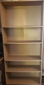 Ikea Billy Bookcase Shelving Unit In Bl2 Bolton For Free