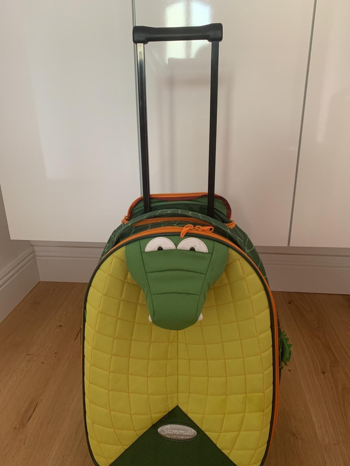 Samsonite Sammies Krokodil Koffer In 67245 Lambsheim For 30 00