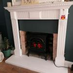 Fire Surround And Marble Harth In Ch43 Wirral Fur 30 00 Zum Verkauf Shpock At