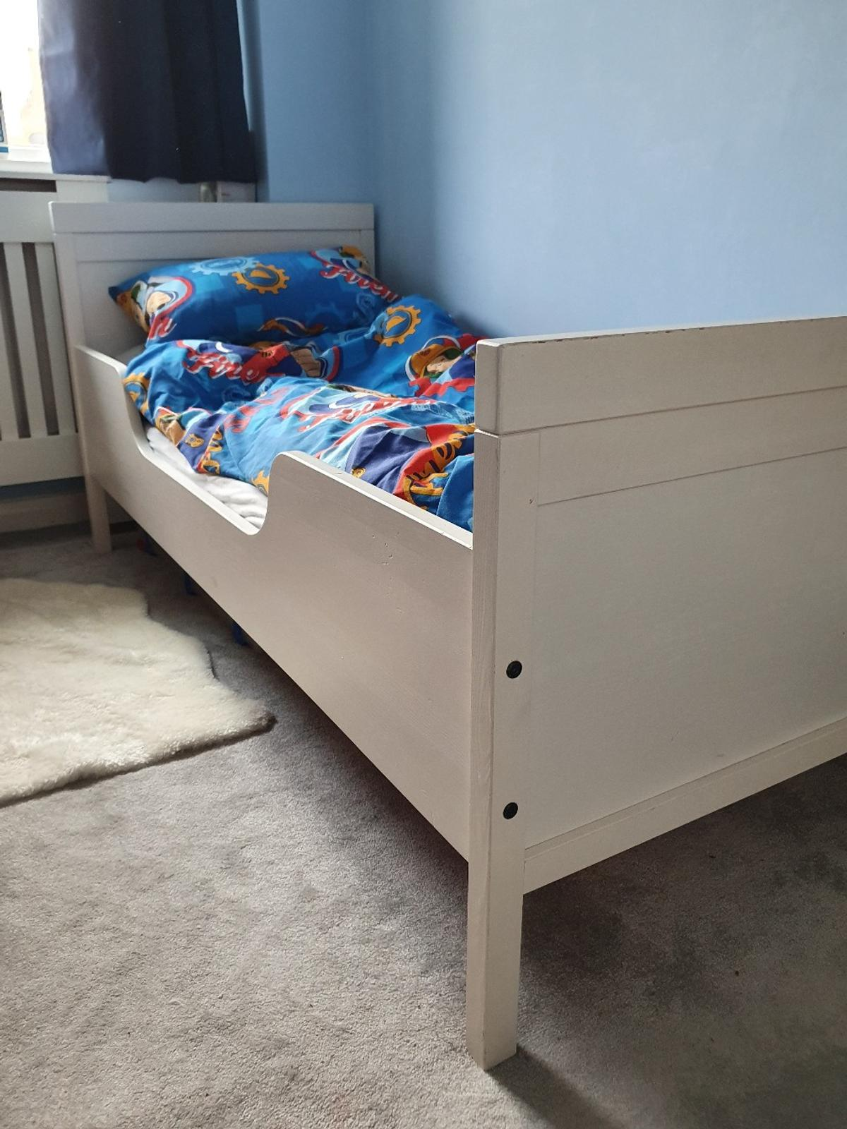 Toddler Bed With Mattress In Corringham For 60 00 For Sale Shpock