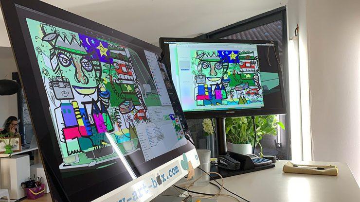 Idée Animation Visioconférence en Télétravail webinaire.games exercice de management télétravail et outil de cohésion à distance