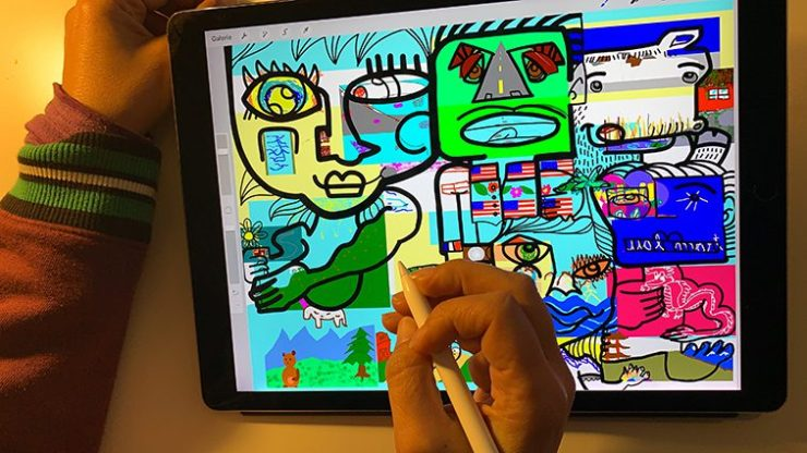 Animation Fresque Design Thinking outil de management et de Leadership Collaboratif à distance