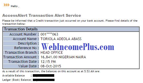 konga affiliate payment notification