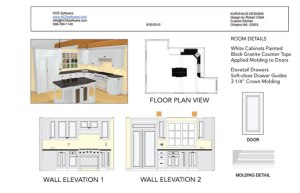 Kitchen Render - KCD Software