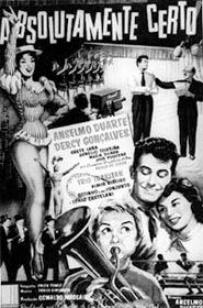 Estúdios de cinema: cartaz de produção brasileira