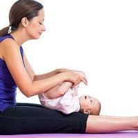 Что можно дать месячному ребенку от запора