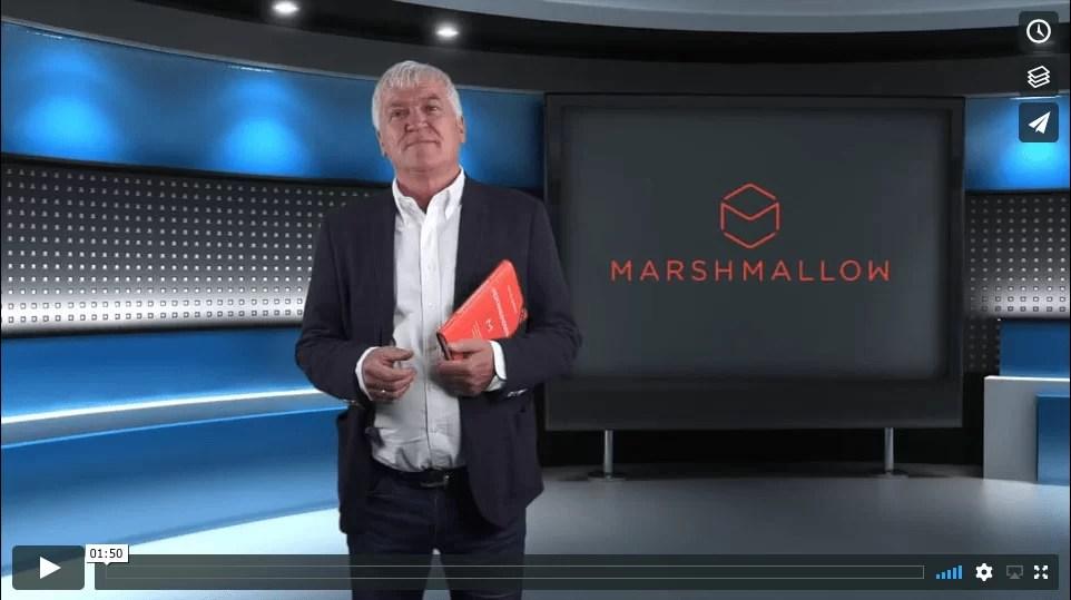 Promoteringsfilm der Jon Ivar Johansen snakker om Atferdsøkonomi