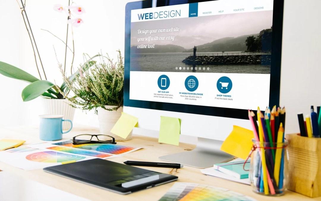 5 viktige råd for et godt hjemmeside design