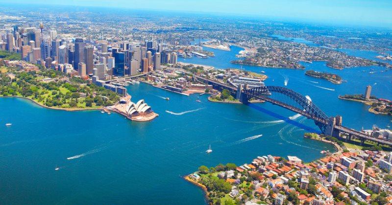 Australia Cities