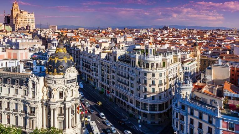 Spain City