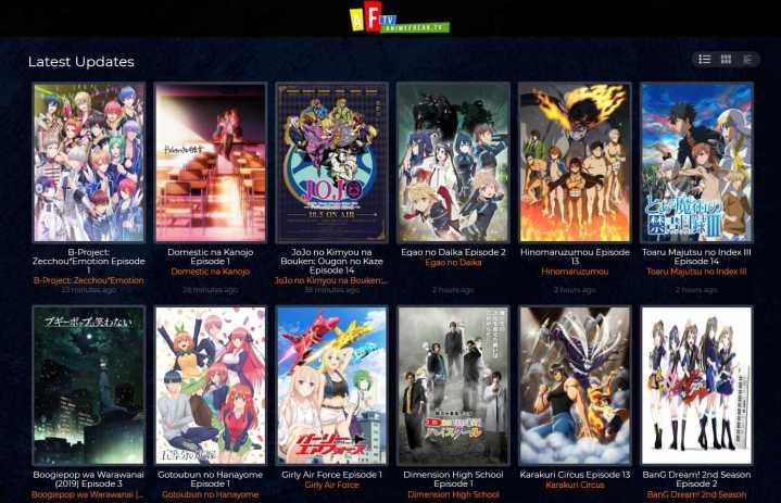 Anime Freak TV