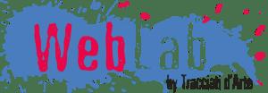 logo weblab tracciatidarte