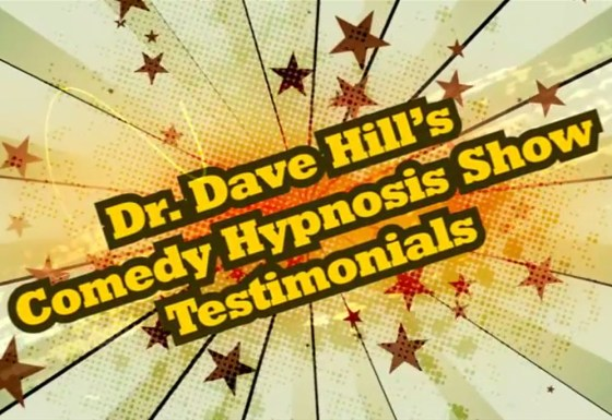 Dr. Dave Hill – video testimonial