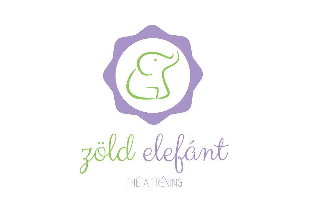 Zöld Elefánt logo