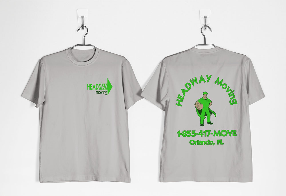 Headway Moving t-shirt