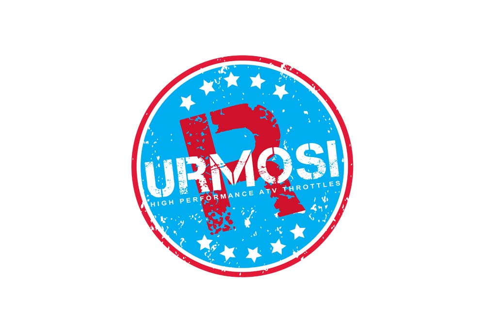 Urmosi sticker design